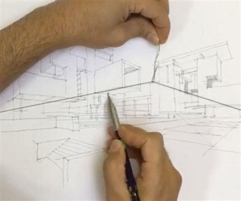 5 Drawing Hacks perspective drawing hack