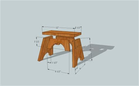 Build Child Step Stool by How To Build A Child S Step Stool Helpfulhandymanhints