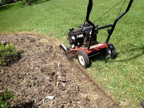 Craftsman 140cc Gas Edger Review Tools In Action Landscape Bed Edger