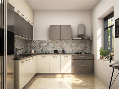 kitchen interior images rivoli l shaped modular kitchen designs india homelane