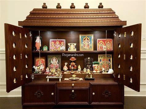 pooja mandirs usa chitra collection closed models pooja mandirs usa chitra collection