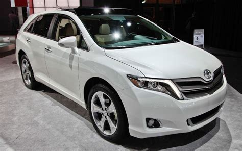 Toyota Venza 2014 2014 Toyota Venza Information And Photos Momentcar