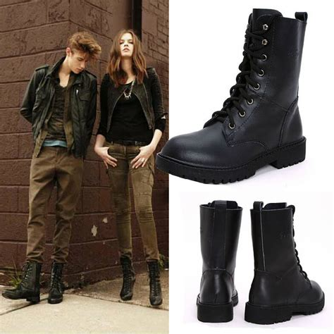 fashion combat boots mens combat boots fashion history style