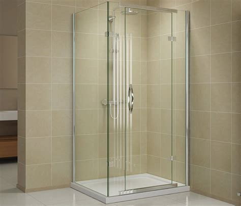 Beo Infinite 2 Sided Hinged Door Shower Enclosure 1200 X Shower Door 1200