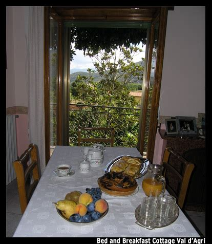 bed and breakfast italy cottage