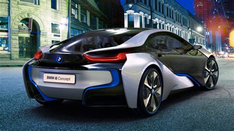 bmw electric supercar technobuffalo s driven bmw i8 concept is a gas electric