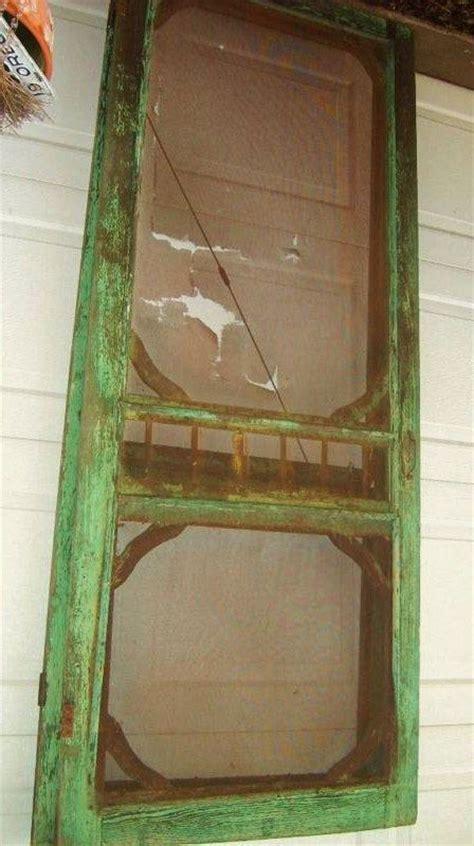 antique screen doors images  pinterest