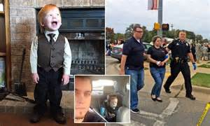 father honors 2 year old son nash lucas killed in osu home daily mail online