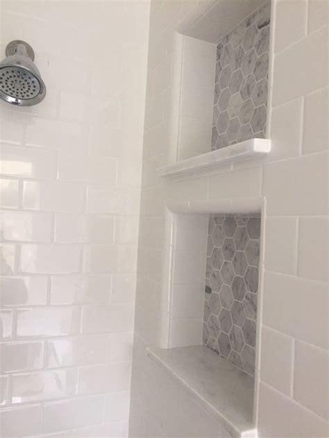 25 Best Ideas About Shower Best 25 Shower Niche Ideas On Master Bathroom