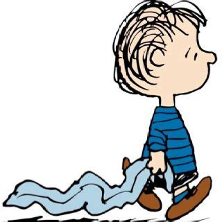 Snoopy Character With Blanket by Linus Reminds Me Of Stuff