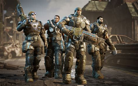 Of War by Gears Of War 4 11 Years Of Gears Event Community
