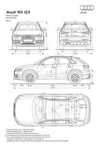 Audi Q3 Width Audi Q3 Rs 2 5 Tfsi Quattro 2013 Autokatalog Ma 223 E