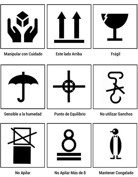 imagenes y simbolos secundaria 191 c 243 mo reconocer los s 237 mbolos del embalaje y su significado