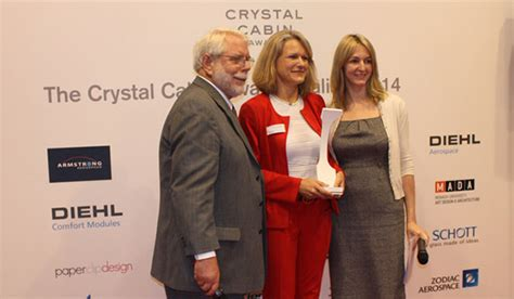 operation provide comfort awards crystal cabin awards the top 5 products for aircraft
