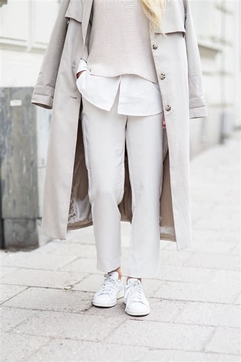 Style Ideas How To Work The Metallic Trench This Second City Style Fashion by Neutral And Ideas Camel Beige And