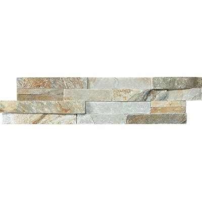 beachwalk split face slate panel ledger anatolia tile ledger panel 6 x 24 beachwalk