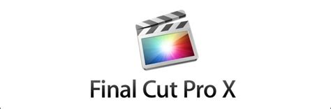 final cut pro logo recommended music formats for final cut pro x beatsuite com