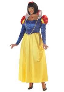 plus women halloween costumes plus size womens snow white costume