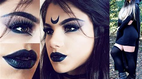 braut the wicked here s my sexy gothic witch makeup tutorial for halloween