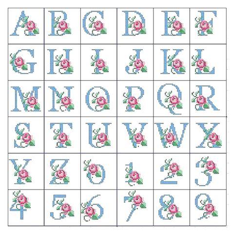 lettere alfabeto punto croce per bambini grande raccolta di schemi e grafici per punto croce free
