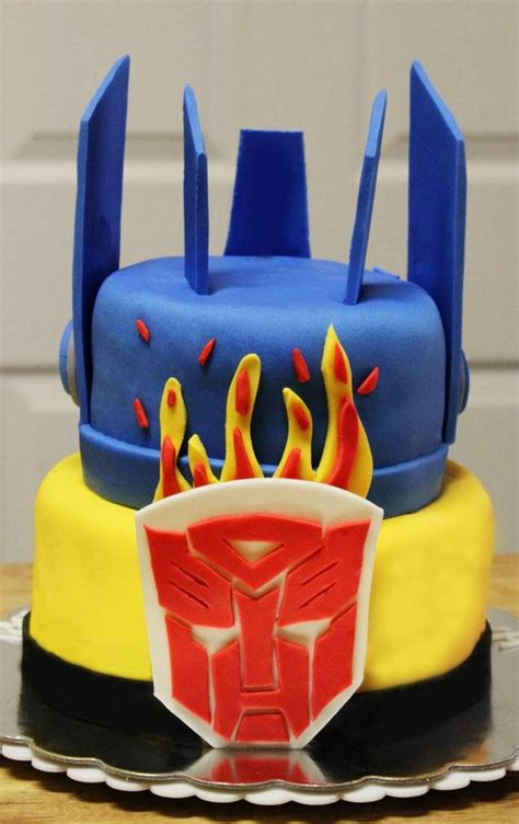 18 best transformers cakes images on