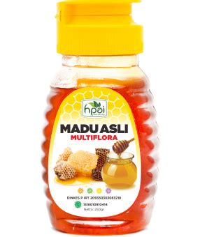 Madu Laperma Platinum Murah Ecer Grosir Original madu asli multifora hpai jual madu asli hpai surabaya sidoarjo