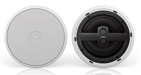 Ceiling Mounted Speakers Bose by Bose Virtually Invisible 791 In Ceiling Speakers Flush