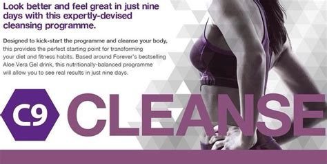 Clean 9 Detox Programme Forever Living by Foreverlivingclean9 Forever Living Clean9 Programme