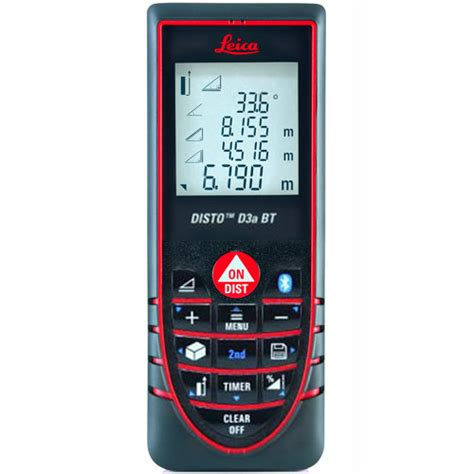 Distometer Lasermeter Leica X310 100m leica geosystems ag disto d3a bt skroutz gr