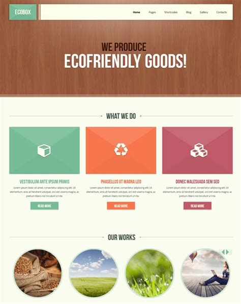wordpress themes eco free 17 best images about 14 of the best wordpress themes for