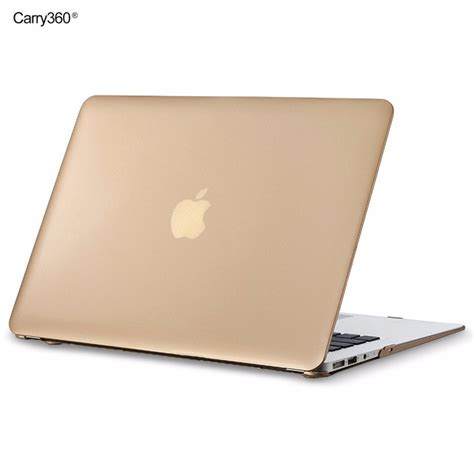 Limited Macbook Air 13 Green Metallic carry360 gold for apple macbook air pro retina 11 12 13 3 15 inch for macbook air 13
