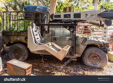 jurassic vehicles los angeles usa sep 27 2015 ingen vehicles from