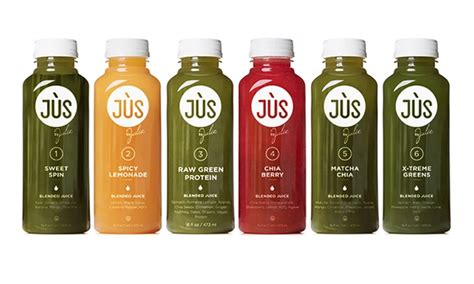 A Choice For Detox Groupon by Up To 54 A Juice Cleanse From Jus By Julie Livingsocial