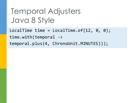 date time pattern java 8 java 8 date and time api