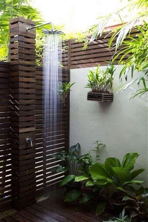 garden shower ideas best 25 outdoor showers ideas on pool shower