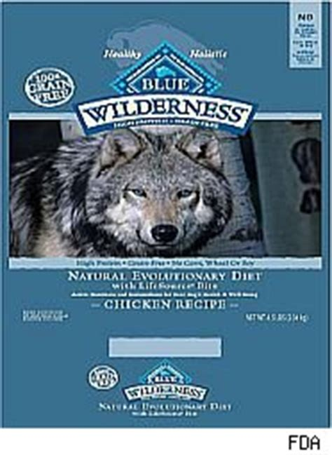 blue food recall blue buffalo pet food recalled after dogs get sick dailyfinance