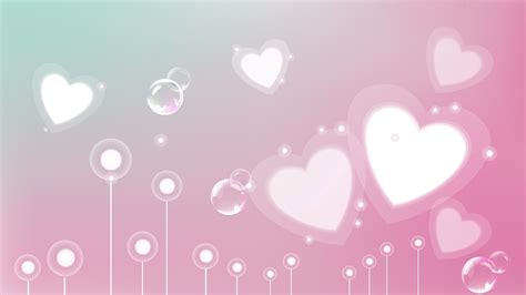 themes love heart beautiful pink heart background hd wallpapers
