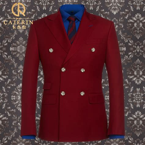 buy hot selling brand men red wool suit set latest coat compare prices on red tuxedo jacket online shopping buy