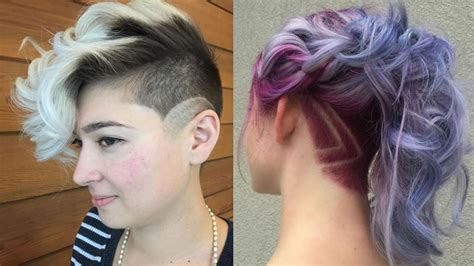 Hairstyles For Medium Hair Undercut by 40 New Undercut Hairstyles For Medium Or