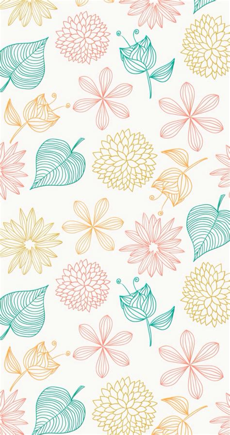 Simple Cute Pattern Wallpaper | cute simple pattern wallpaper wallpapers pinterest