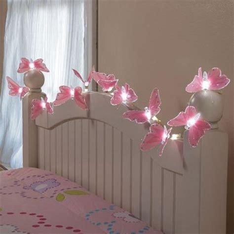 Lu Hias Warna Warni Dekoratif Tempat Tidur Kupu Kupu Murah foto kupu kupu pink di headboard tempat tidur yang cantik vemale halaman 1