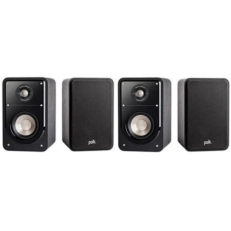 Small Lifier For Home Theater Polk Audio 2pairs Of Signature Series S15 Small Home