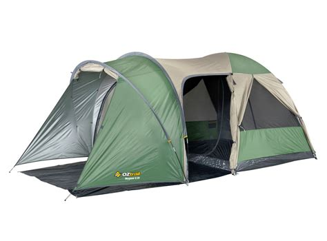 dome gazebo cing oztrail villa dome tent review metal roof and villa