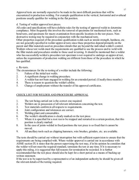 Cswip welding-inspection-notes-and-questions-1