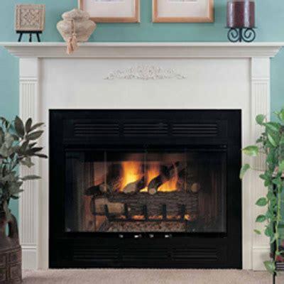 wood burning fireplace liner comfortflame