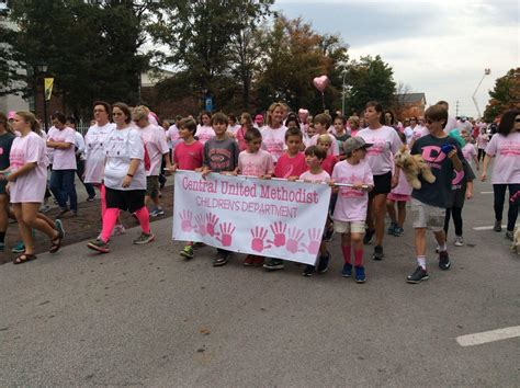 power  pink promotes awareness  breast cancer local
