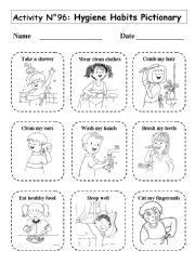 healthy habits grade 1 worksheet earth worksheets ideas