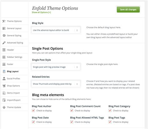 blog layout enfold show post tags under posts support kriesi at premium