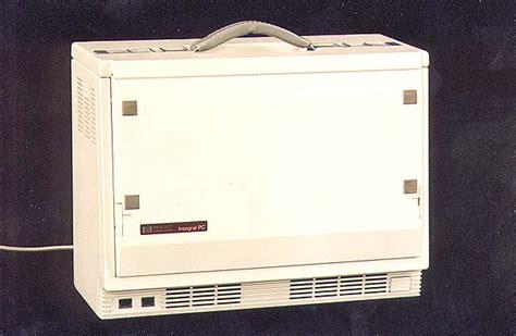 Joe's HP 9807 Integral Personal Computer