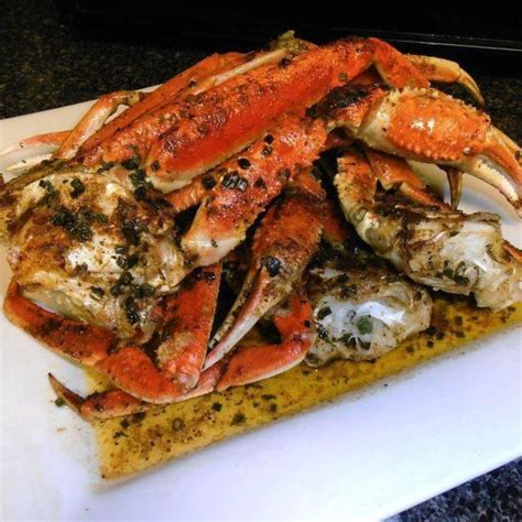 shell lickin spicy garlic crabs recipe alaskan king crab king crab legs and stone crab